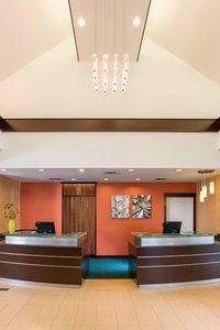 Lobby - Residence Inn by Marriott Fargo
