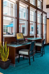 Conference Area - Residence Inn by Marriott Fargo