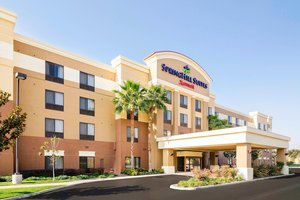 Exterior view - SpringHill Suites by Marriott Fresno
