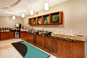 Restaurant - SpringHill Suites by Marriott Fresno