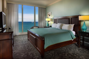 Suite - Courtyard by Marriott Hotel Fort Lauderdale