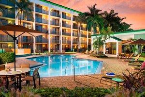 Recreation - Courtyard by Marriott Hotel Northeast Fort Lauderdale