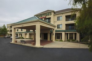 Exterior view - Courtyard by Marriott Hotel Topeka