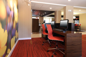 Conference Area - Courtyard by Marriott Hotel Topeka