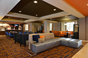 Lobby - Courtyard by Marriott Hotel Bentonville