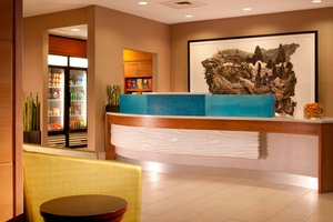 Lobby - SpringHill Suites by Marriott Gainesville