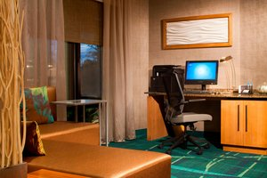 Conference Area - SpringHill Suites by Marriott Gainesville