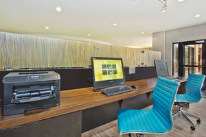 Conference Area - Courtyard by Marriott Beachfront Hotel Gulfport