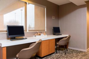 Conference Area - SpringHill Suites by Marriott North Grand Rapids