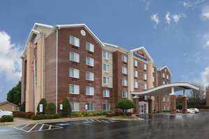 Exterior view - Fairfield Inn by Marriott Airport Greensboro