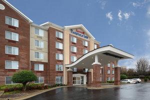 Exterior view - Fairfield Inn by Marriott Airport Greensboro