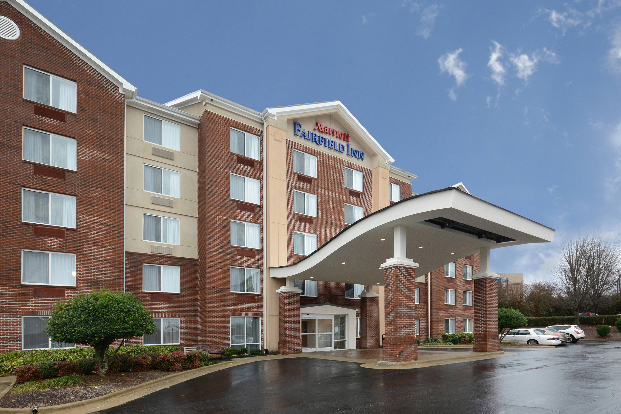 Fairfield Inn Greensboro Airport
