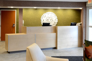 Lobby - Fairfield Inn by Marriott Airport Greensboro