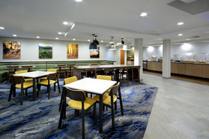 Restaurant - Fairfield Inn by Marriott Airport Greensboro