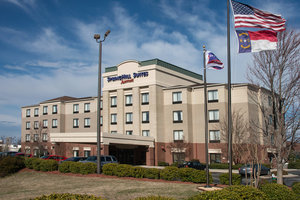 Exterior view - SpringHill Suites by Marriott Greensboro