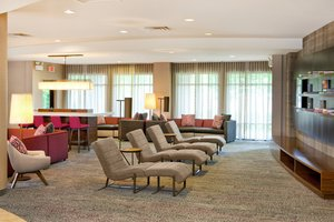 Lobby - Courtyard by Marriott Hotel Gettysburg