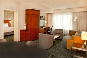 Suite - Courtyard by Marriott Hotel Gettysburg