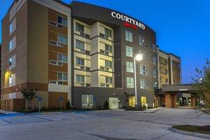 Exterior view - Courtyard by Marriott Hotel Hammond