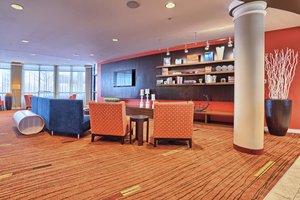 Lobby - Courtyard by Marriott Hotel Mechanicsburg