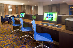 Conference Area - Courtyard by Marriott Hotel Galleria Houston