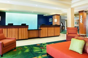 Lobby - Fairfield Inn & Suites by Marriott Wichita