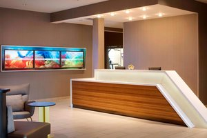 Lobby - SpringHill Suites by Marriott Downtown Indianapolis