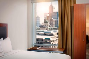 Suite - SpringHill Suites by Marriott Downtown Indianapolis