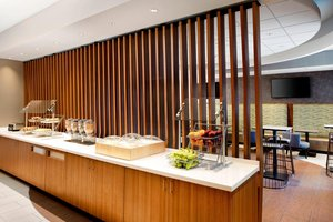 Restaurant - SpringHill Suites by Marriott Downtown Indianapolis
