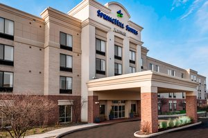 Exterior view - SpringHill Suites by Marriott Carmel