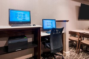 Conference Area - SpringHill Suites by Marriott Carmel