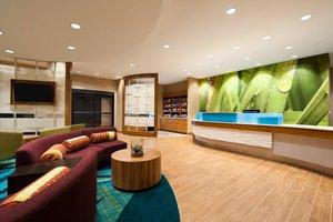 Lobby - SpringHill Suites by Marriott North Ridgeland