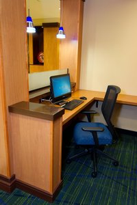 Conference Area - Fairfield Inn & Suites by Marriott West Covina