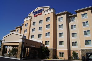 Exterior view - Fairfield Inn & Suites by Marriott West Covina
