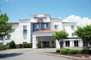 Exterior view - SpringHill Suites by Marriott Little Rock