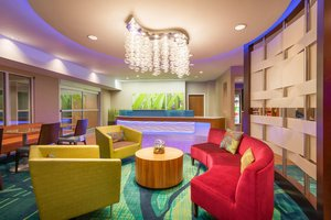 Lobby - SpringHill Suites by Marriott Little Rock