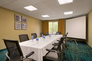 Meeting Facilities - SpringHill Suites by Marriott Little Rock