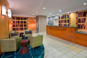 Lobby - SpringHill Suites by Marriott Laredo