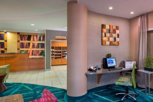 Conference Area - SpringHill Suites by Marriott Laredo
