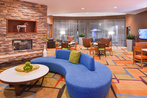 Lobby - Fairfield Inn & Suites by Marriott Ocoee