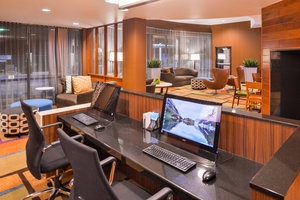 Conference Area - Fairfield Inn & Suites by Marriott Ocoee