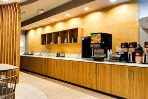 Restaurant - SpringHill Suites by Marriott McAllen