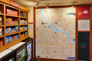 Map - TownePlace Suites by Marriott Downtown Minneapolis