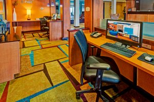 Conference Area - Fairfield Inn & Suites by Marriott West Oklahoma City