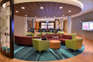Lobby - SpringHill Suites by Marriott Voorhees
