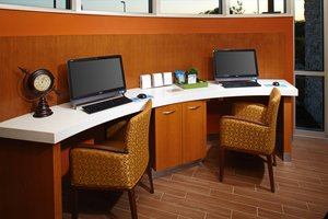 Conference Area - SpringHill Suites by Marriott Latrobe