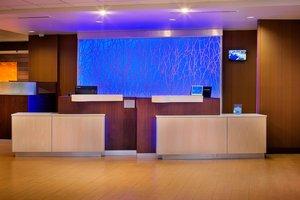 Lobby - Fairfield Inn & Suites by Marriott Monaca