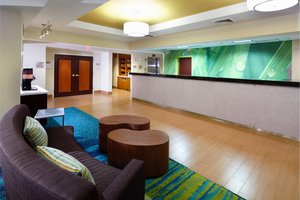 Lobby - SpringHill Suites by Marriott Washington