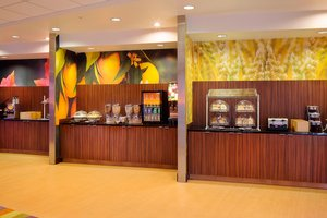 Restaurant - Fairfield Inn & Suites by Marriott Monaca