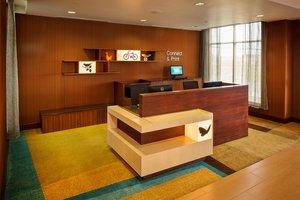 Conference Area - Fairfield Inn & Suites by Marriott Monaca