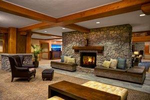 Lobby - Marriott Grand Residence Club Lake Tahoe
